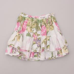 Fred Bare Floral Skirt