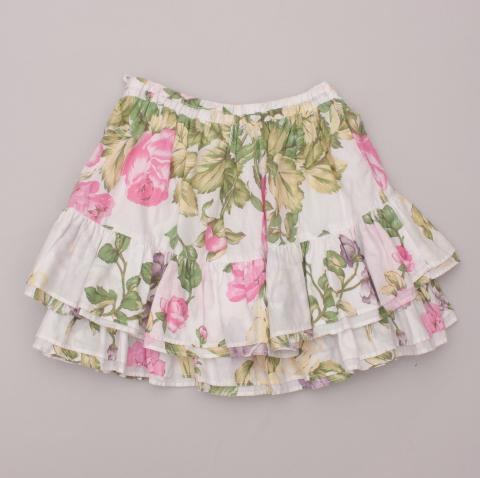Fred Bare Floral Skirt