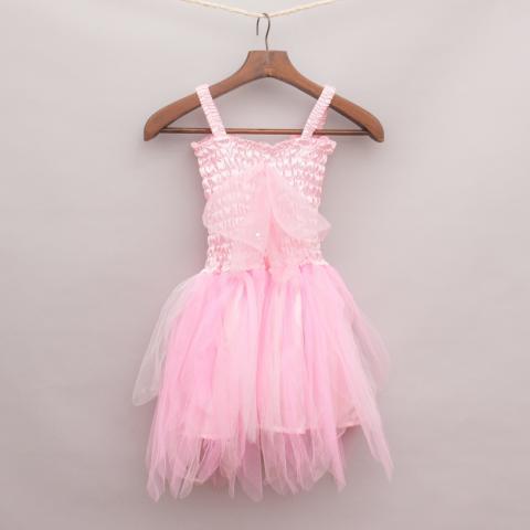 Pink Fairy Costume