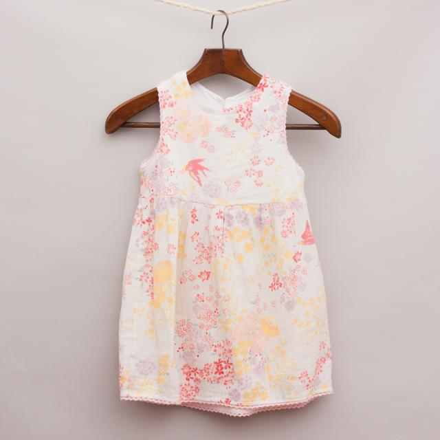 Tina Finery Floral Dress
