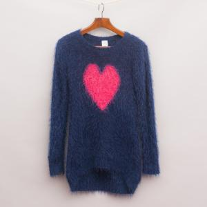Miss Universal Heart Jumper