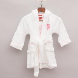 Bubba Blue Embroidered Toweling Robe