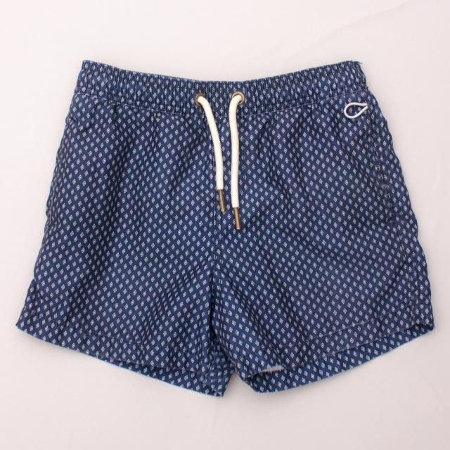 Academy Brand Patterned Board Shorts