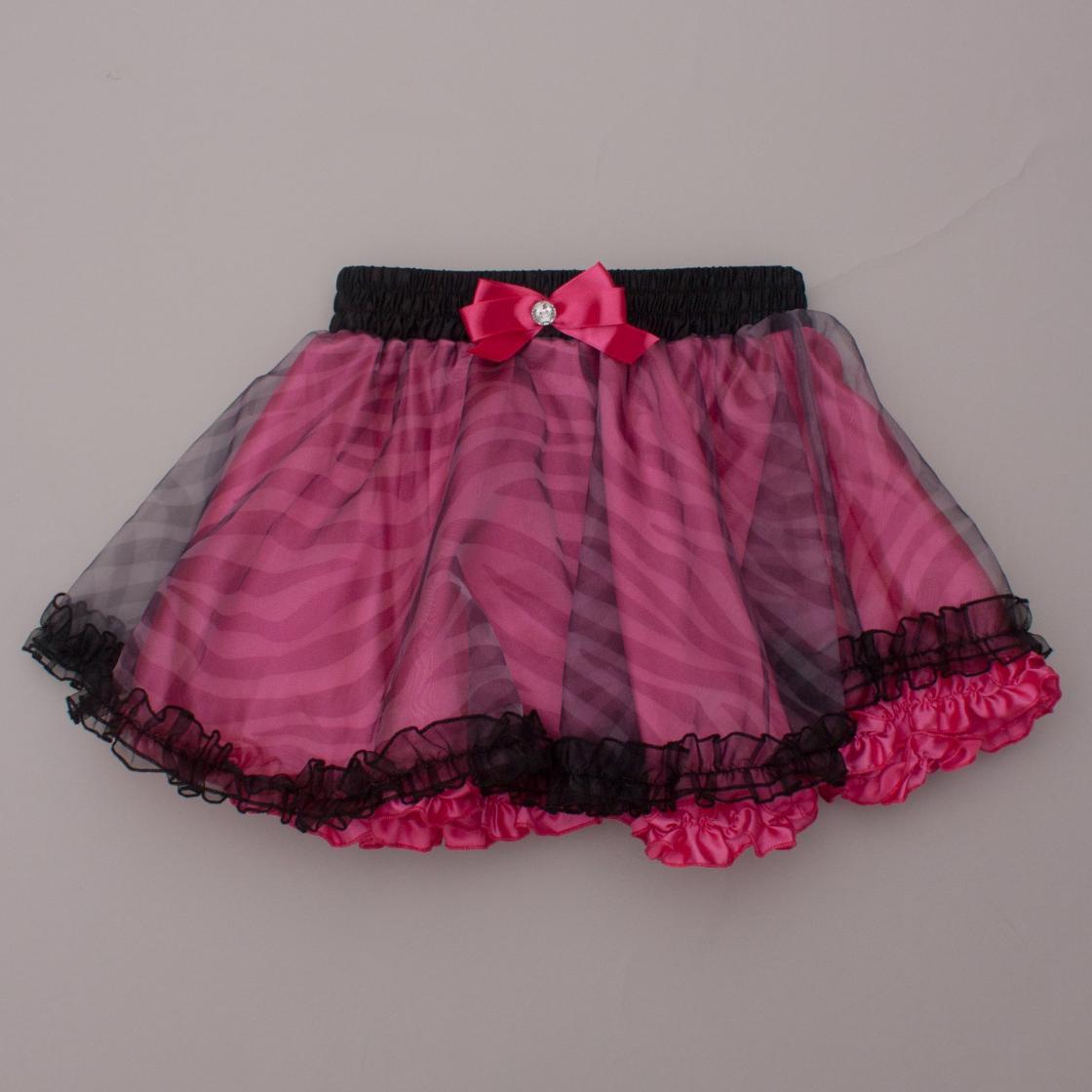 Kids Stuff Tulle Costume Skirt