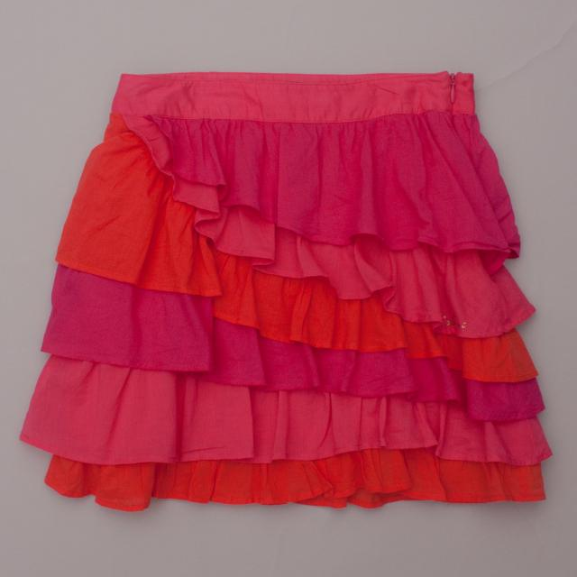 Catamini Layered Skirt
