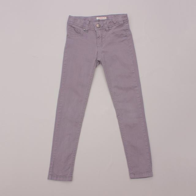 Fox Charcoal Jeans