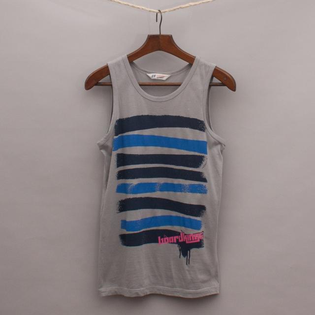 H&M Striped Singlet