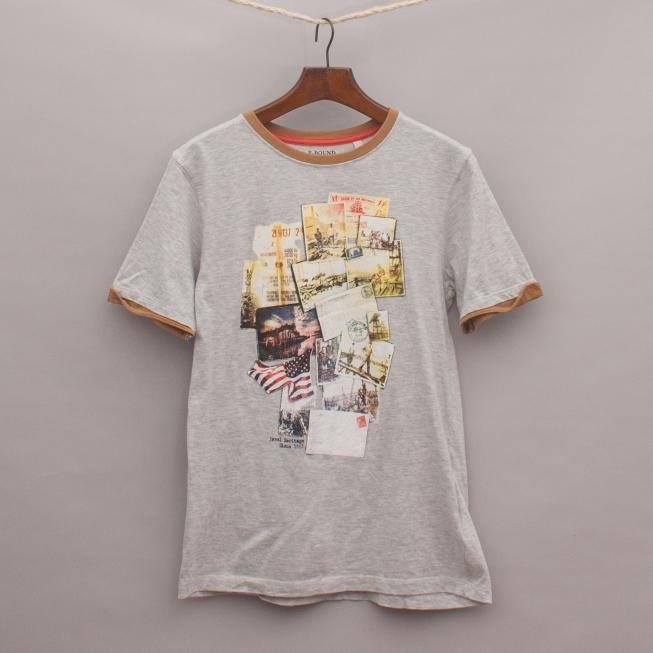 Mish-Mish Postcard T-Shirt