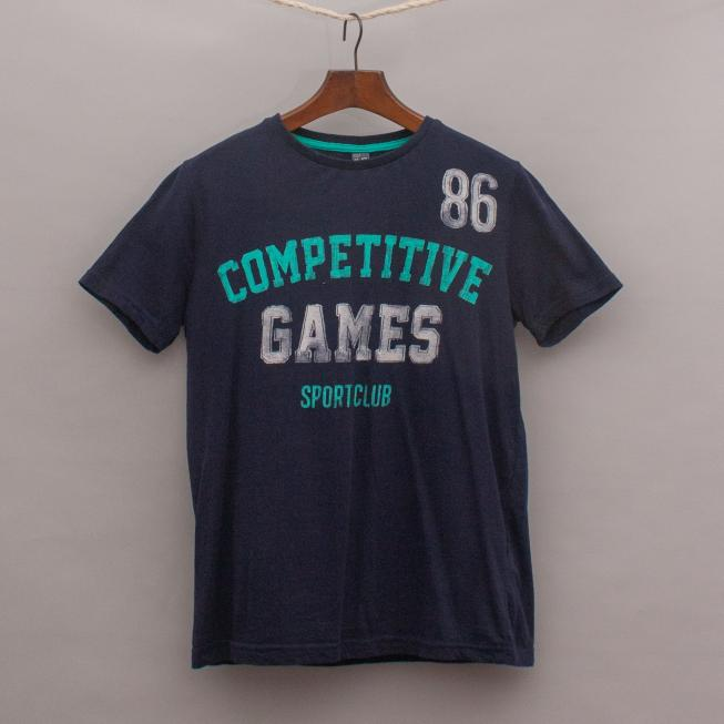 Zara Games T-Shirt
