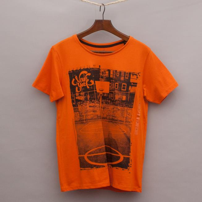 Pavement Basketball T-Shirt