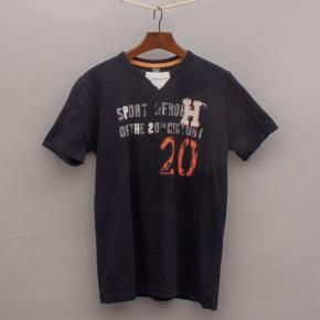Zara Detailed T-Shirt