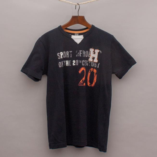 Zara Detailed T-Shirt