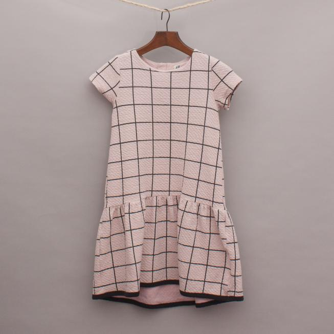 H&M Cross Hatch Dress