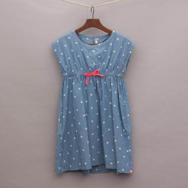 Billieblush Polka Dot Dress