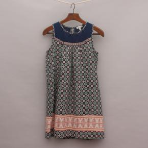 Monteau Girl Patterned Dress