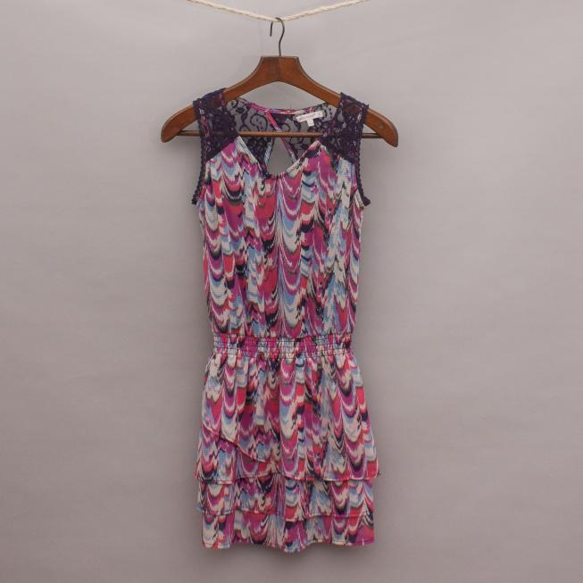 Ella Moss Patterned Dress