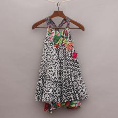 Catamini Patterned Dress