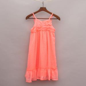 3 Pommes Fluro Dress
