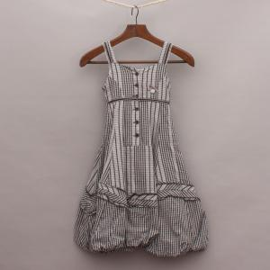 S&D Gingham Dress