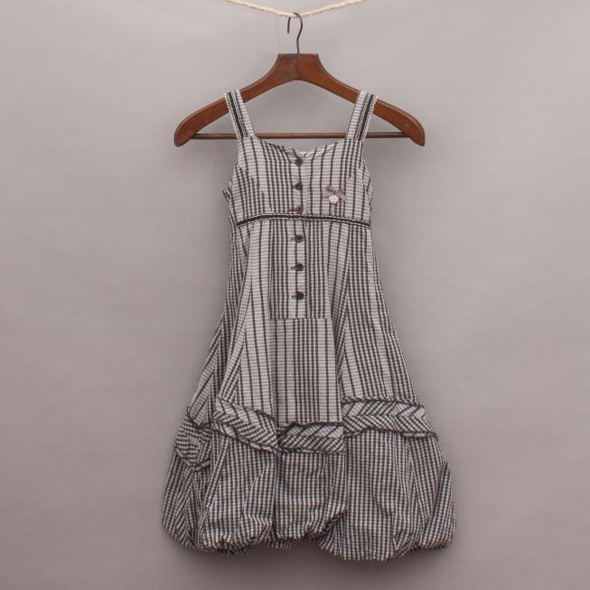 S&D Gingham Dress