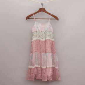 Zara Paneled Dress