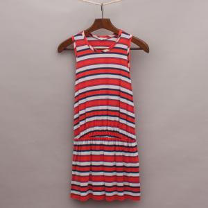 Little Marc Jacobs Striped Dress