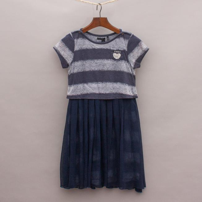 IKKS Floaty T-Shirt Dress