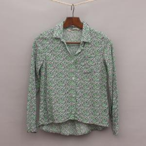 H&M Floral Shirt