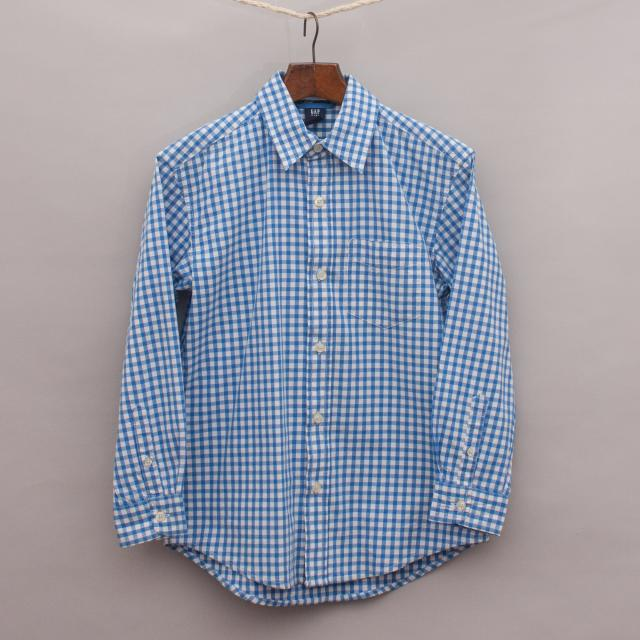 Gap Gingham Shirt