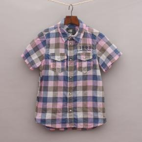 L.O.G.G Checked Shirt