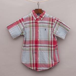 Ralph Lauren Checked Short Sleeve Shirt