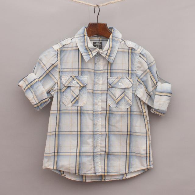 L.O.G.G Checked Shirt