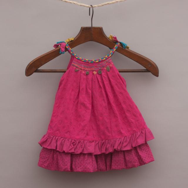 Catamini Embellished Dress