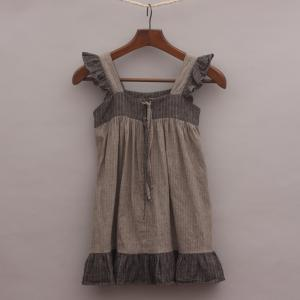 Chalk N Cheese Pinstripe Dress