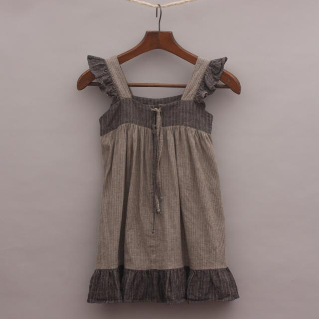 Chalk N Cheese Pinstripe Dress