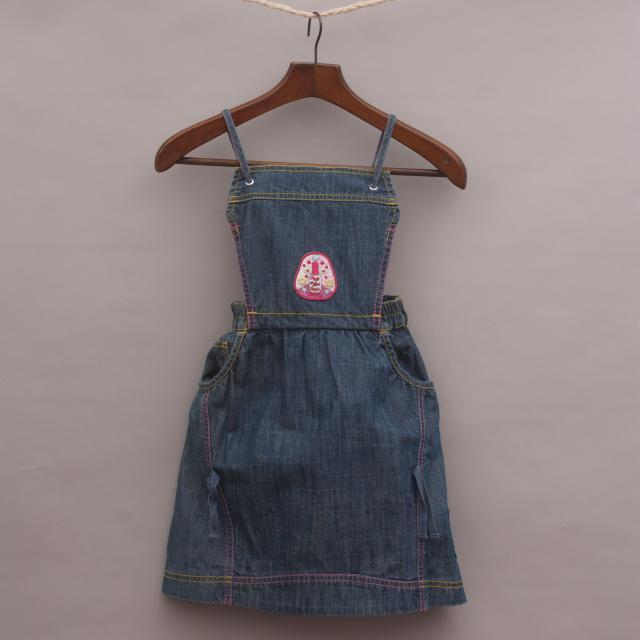 Oilily Denim Dress