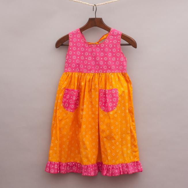 "Ma Petite Amie Bright Coloured Dress ""Brand New"""