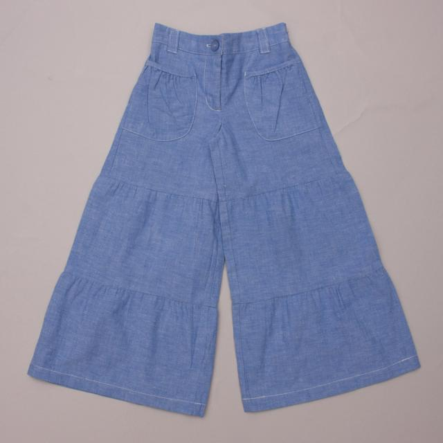 Chalk & Cheese Flared Pants