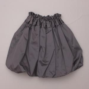 Chi The Label Metallic Bubble Skirt