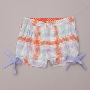 Milly Check Shorts