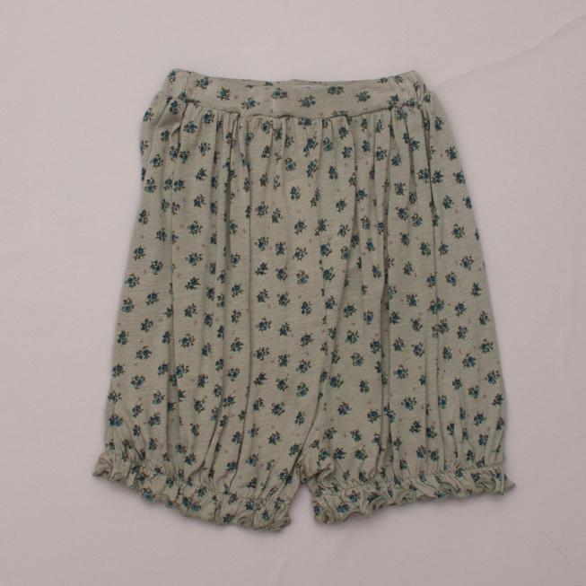 Right Bank Babies Floral Pants
