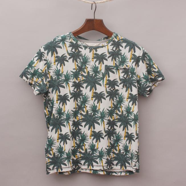 Mango Palm Tree T-Shirt