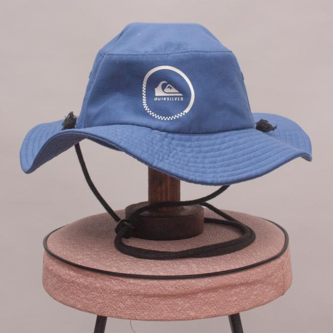 Quiksilver Wide Brim Hat
