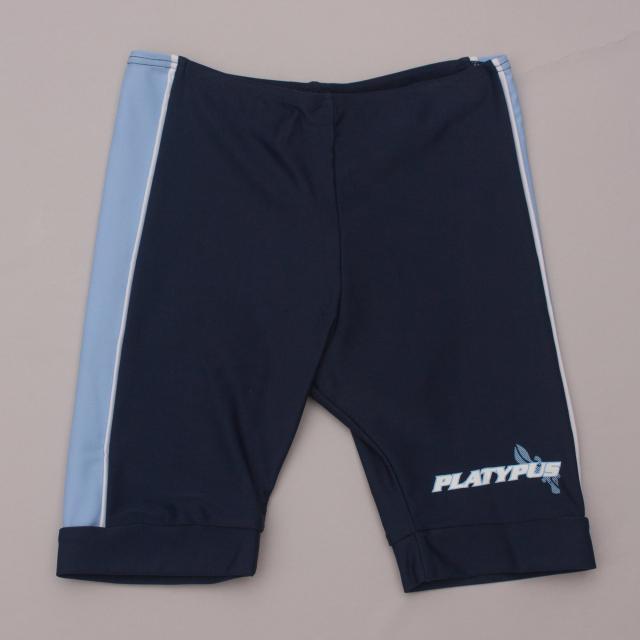 "Platypus Swim Bike Shorts ""Brand New"""