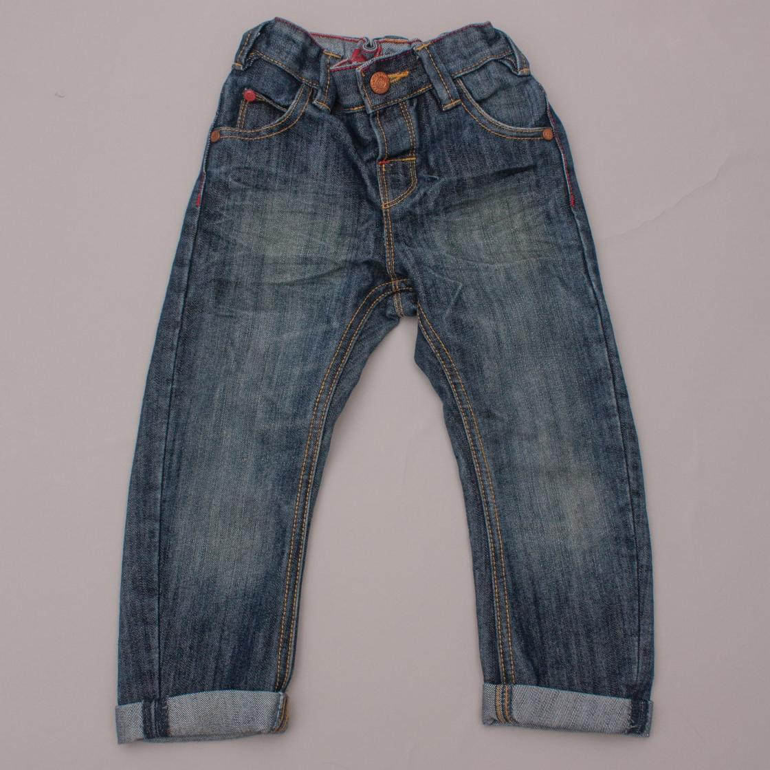 Next Distressed Jeans