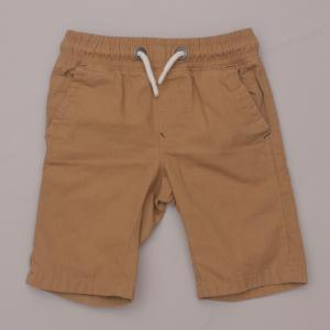Next Brown Shorts