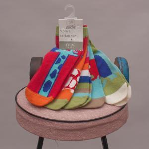 "Next Animal Sock Set - 6-12Mths ""Brand New"""