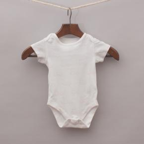 M&S Rabbit Romper