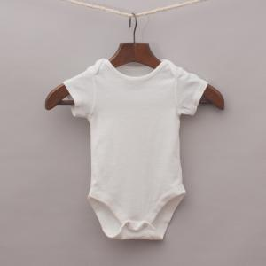 M&S Plain Romper