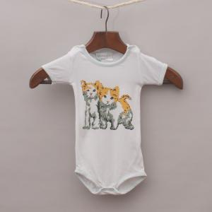 Paul & Joe Cat Romper